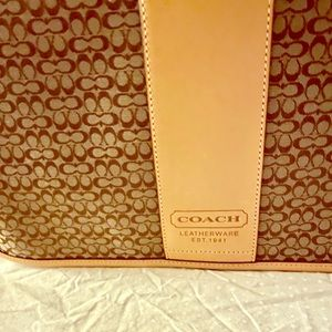 Coach Messenger Bag Used Excellent Condition